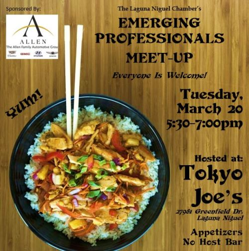 Emerging Professionals Meet-Up