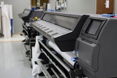 HP360 Latex Printers