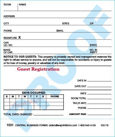 Standard 1031 Form