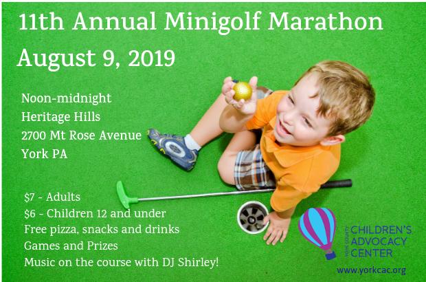 11th Annual Minigolf Marathon
