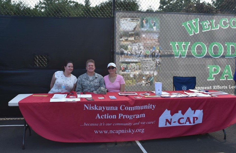 N-CAP at National Night Out in Schenectady