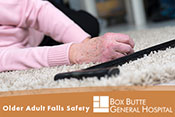 Older Adult Falls Safety