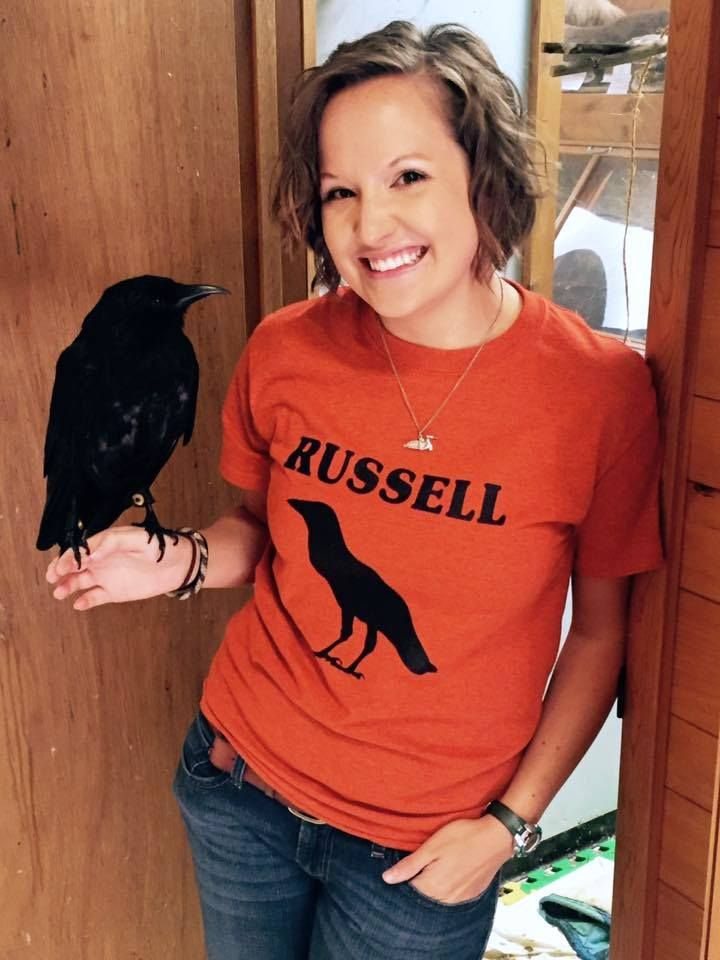 Courtney Wright, Wildlife Educator