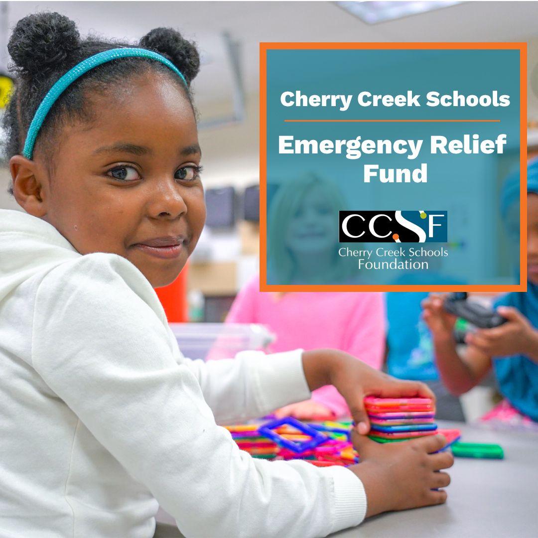 Cherry Creek Schools Emergency Relief Fund