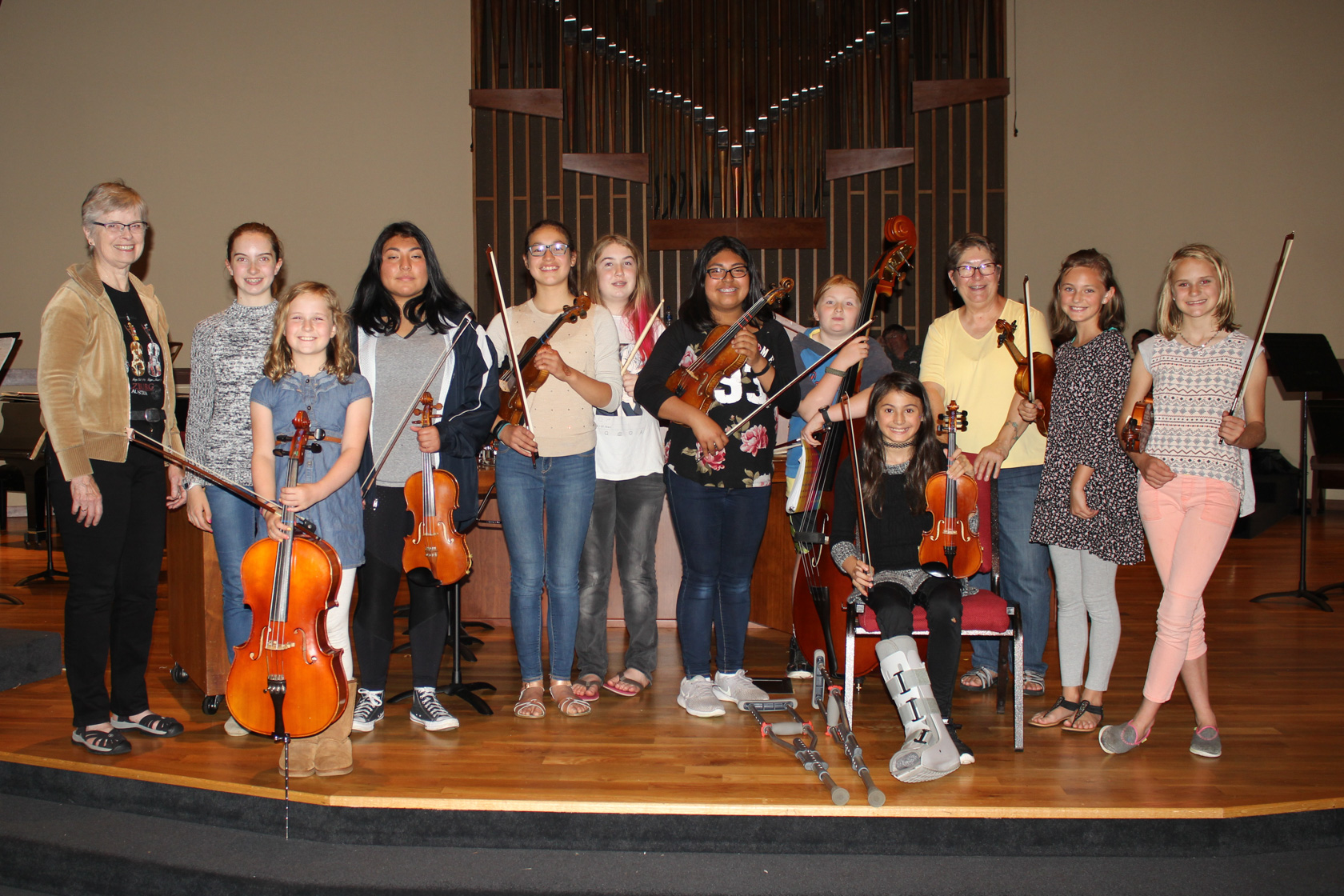 2018 Summer Youth Music Camp a Success!