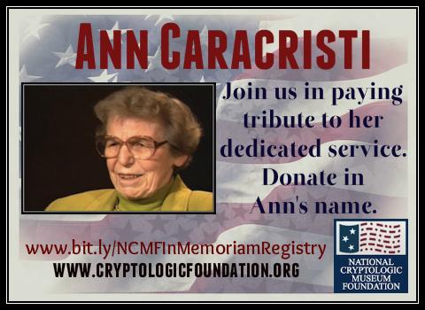 Ann Caracristi