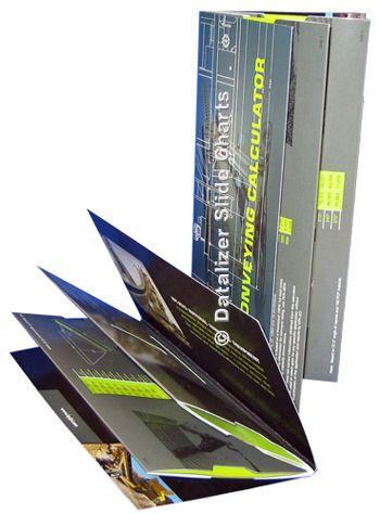 Bookfold Slide Charts