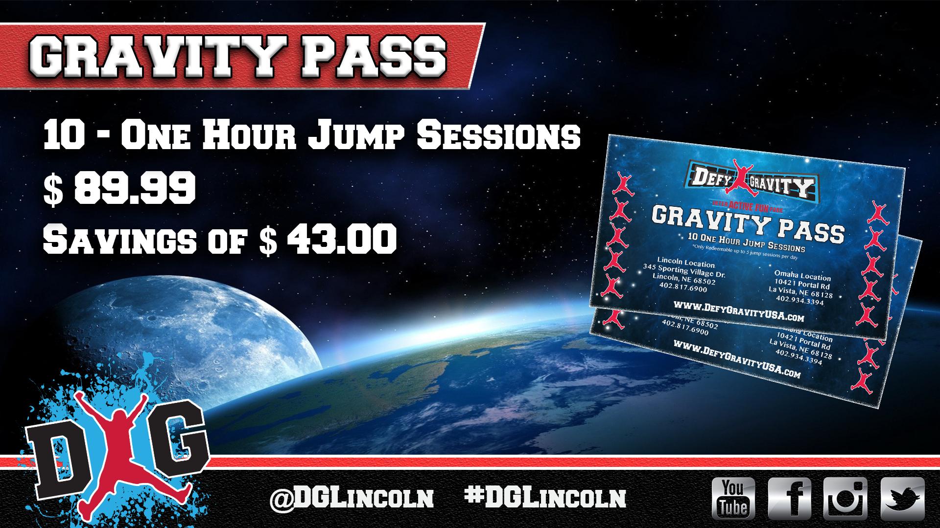 Gravity Pass