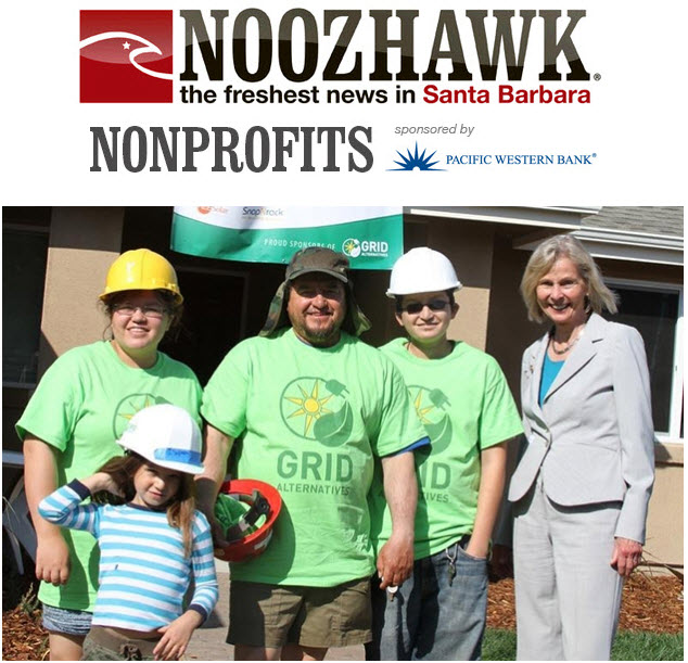 Solarthon Volunteers, Donors Install Solar Panels on Self-Help Homes-Noozhawk