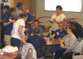 Guthrie County Hospital Employees Raise over $100K toward Capital Campaign