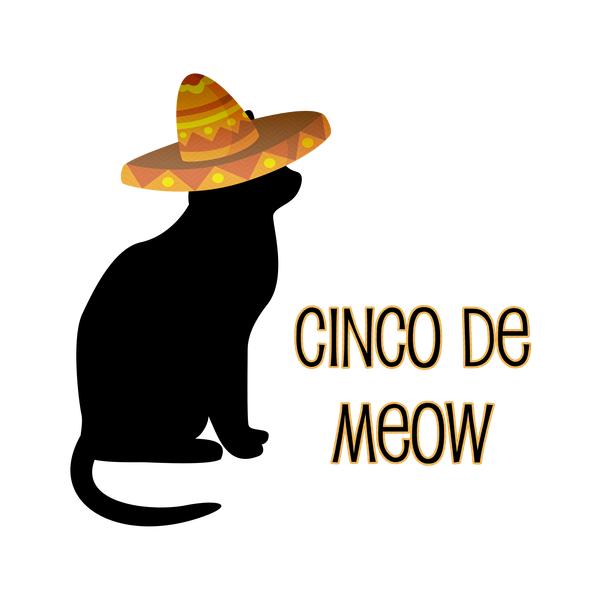 Cinco De Meow