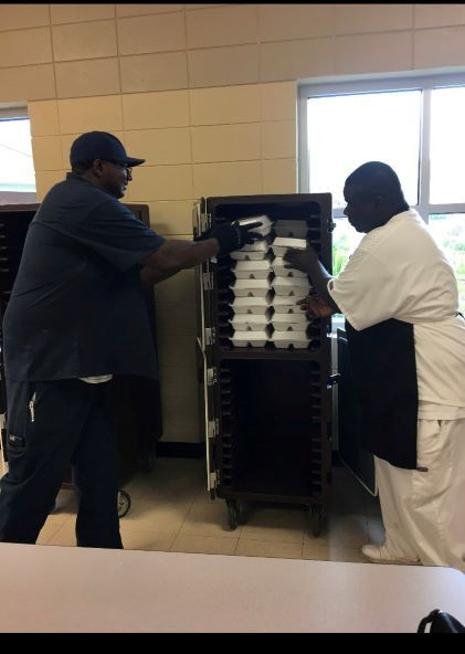 Grab 'N Go Meals for Students in East Baton Rouge Parish During the Covid-19 Closure