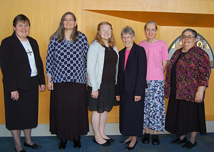 We Welcome Three New Sisters Upon Making First Monastic Profession