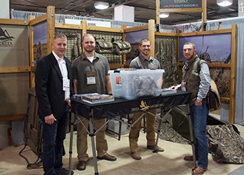 ALPS OutdoorZ Introduces Delta Waterfowl Branded Hunting Gear at SHOT Show