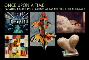"""Pasadena Central Library - """"Once Upon A Time"""""""