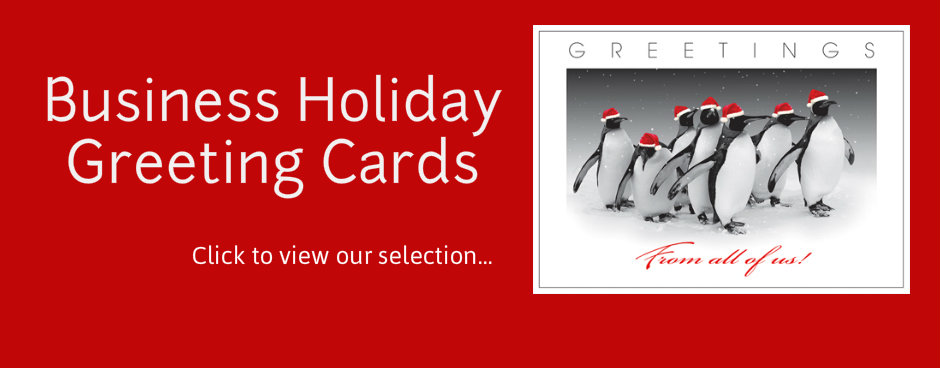 Business Holiday Greeting Cards New York NY