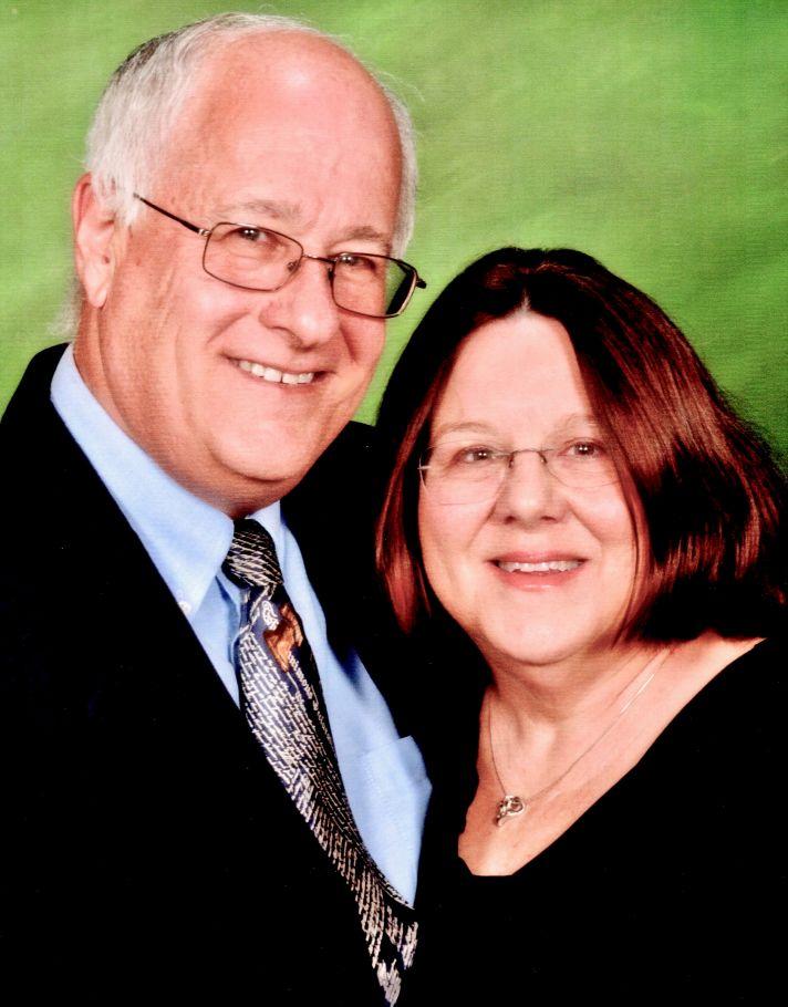 Marc and Sylvia Sheffler