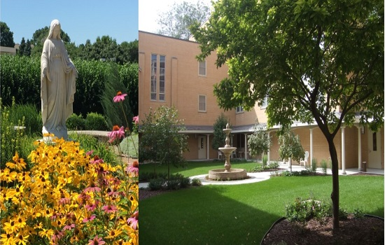 Immaculata Monastery wins Green Leaf Award!