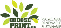 choose print logo