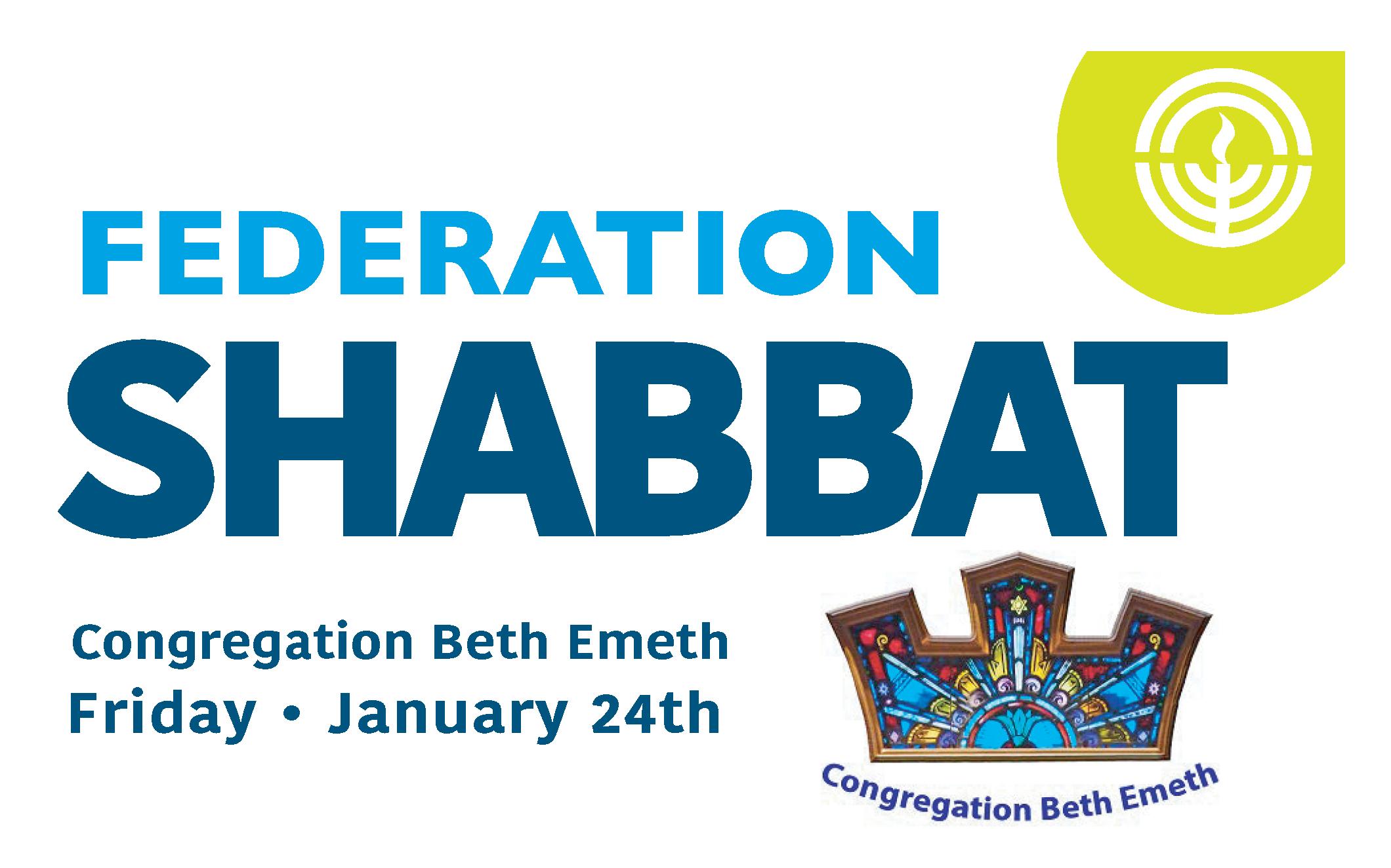 Federation Shabbat