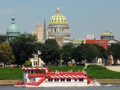 Riverboat Worship: June 28