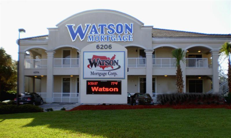 WATSON MORTGAGE
