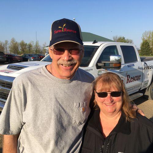 Harvey & Judy Bergstrom