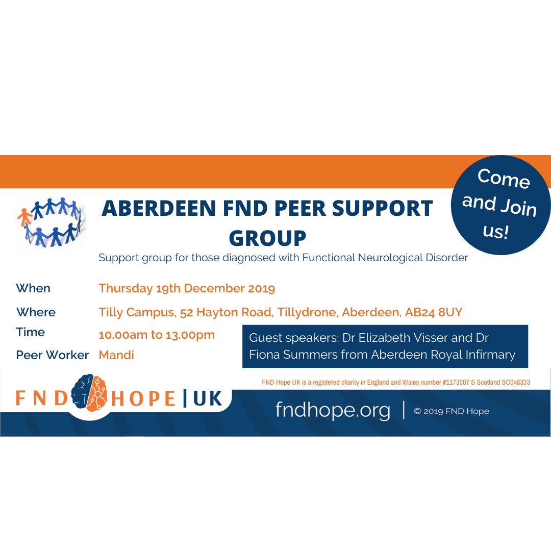 Aberdeen FND Peer Support Group