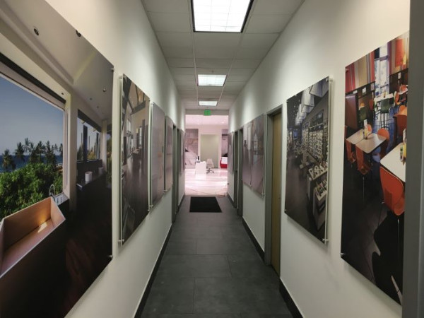 High resolution wall graphics Orange County CA