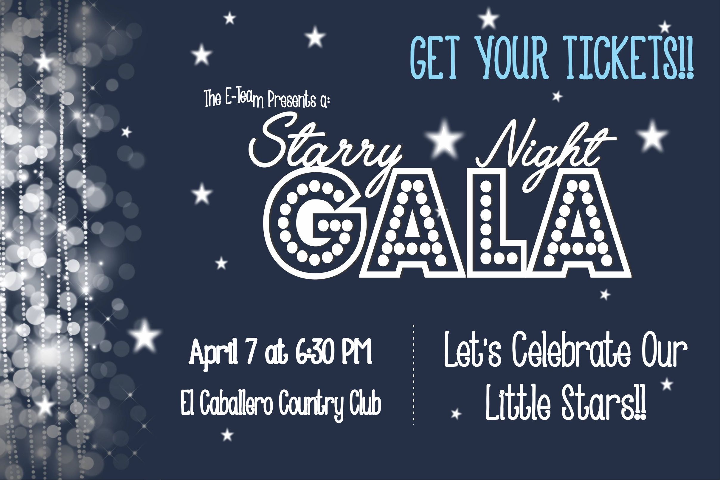 Starry Night Gala