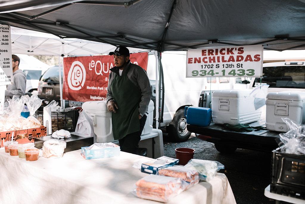 Erick's Enchiladas