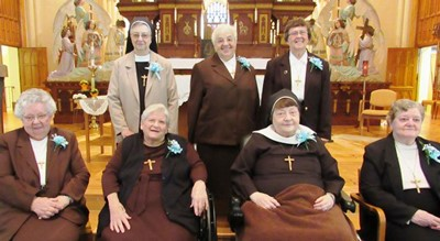 Buffalo Joy Day Celebration Honors Jubilarians