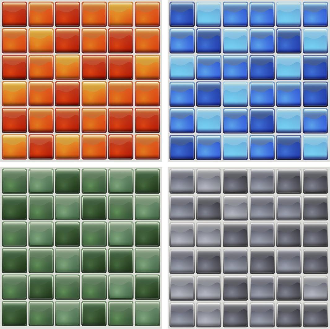 Mosaic Tiles Wallpaper