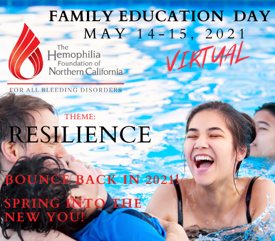 Family Education Day May 14-15