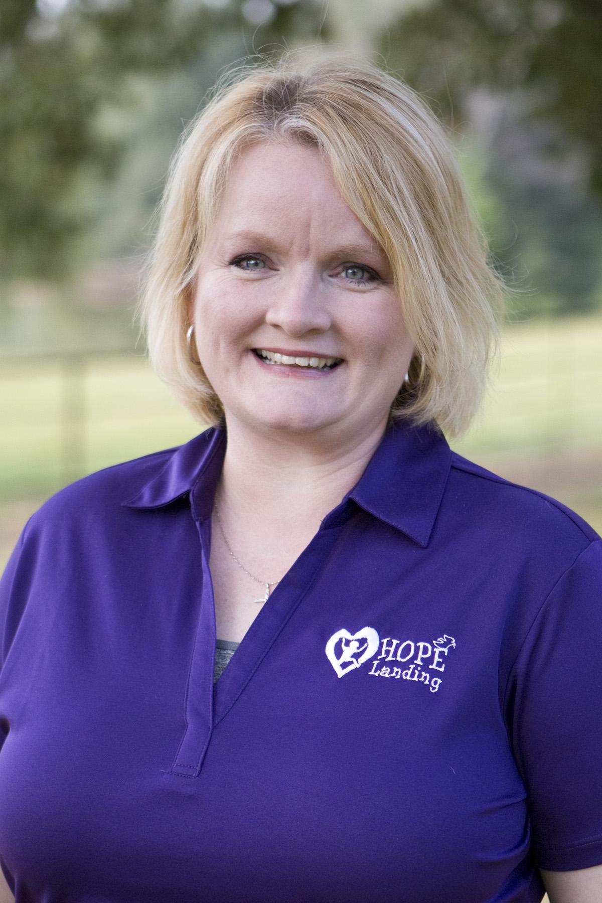 Suzanne Bledsoe, SLP