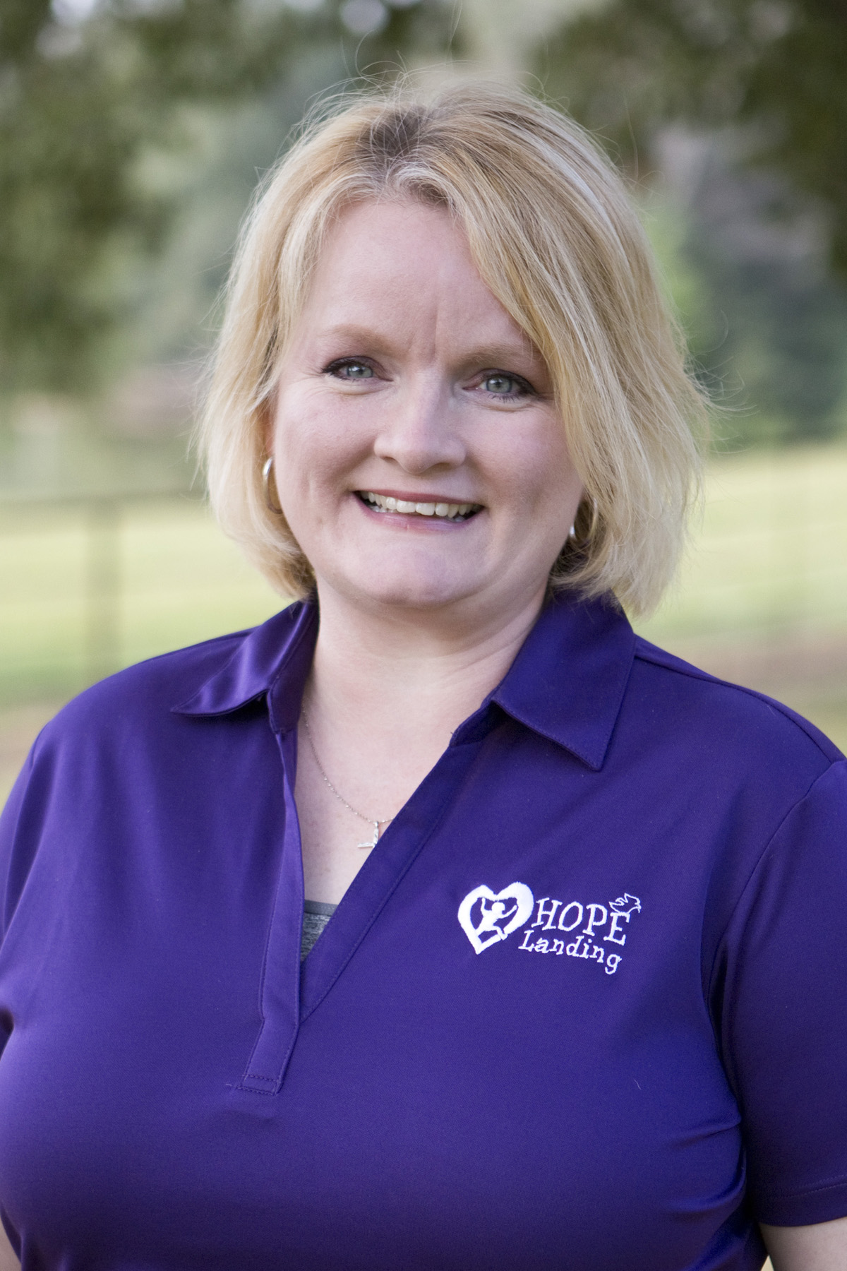 Suzanne Bledsoe, Director of Therapy