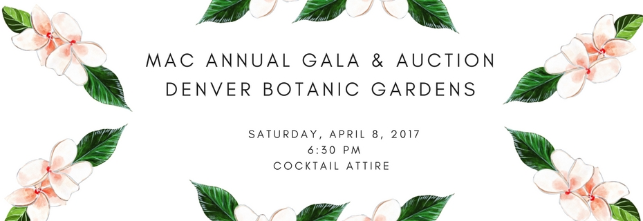 MAC's Annual Gala & Auction 2017