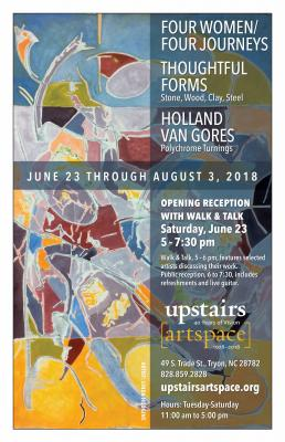 Painting, Sculpture, Craft in Upstairs Artspace Shows