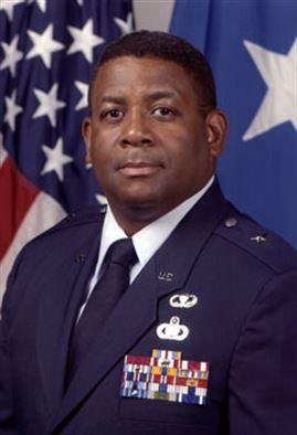 Robinson, Brigadier General Neal T. (USAF) ret