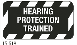 Hearing Protection Trained