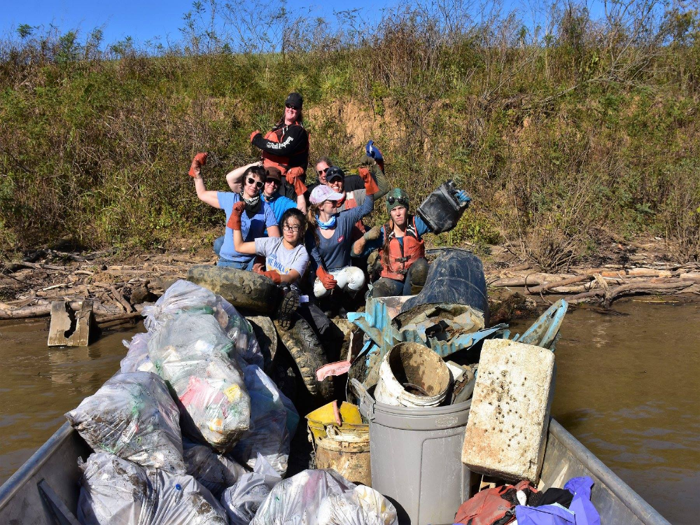 Ohio River Cleanups