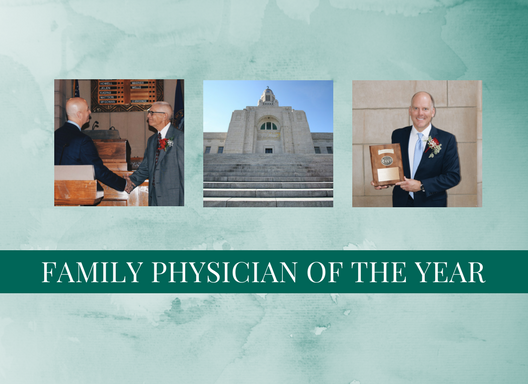 Family Physician of the Year