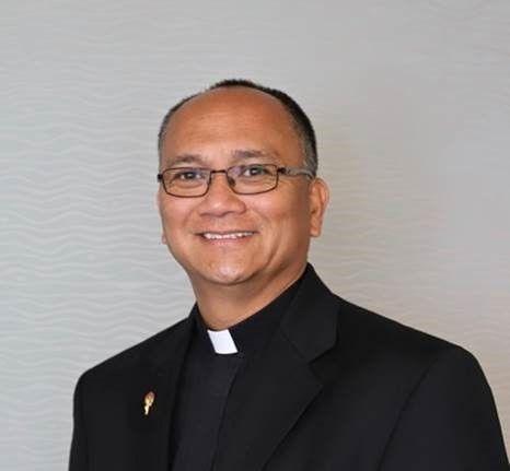 Reverend Raymund Reyes