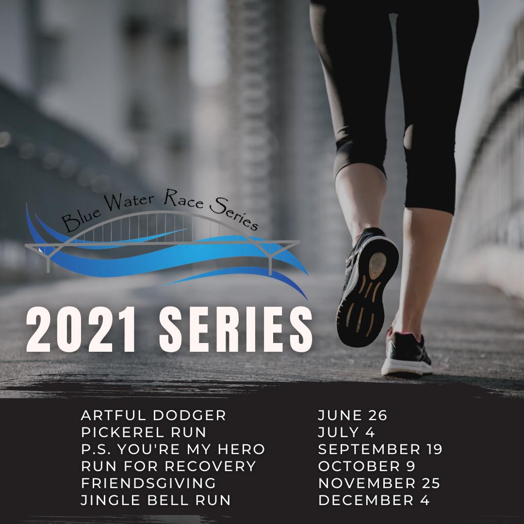 Blue Water Run Series