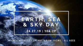Earth, Sea & Sky Day