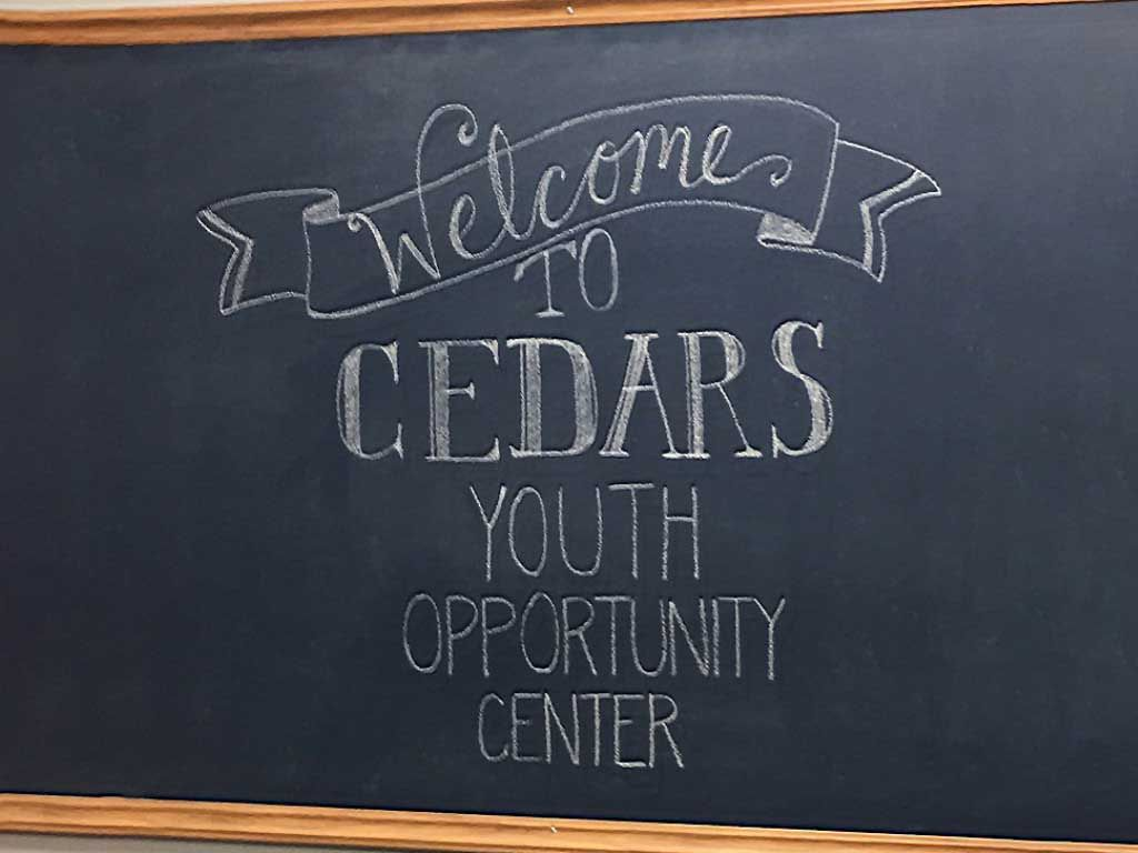 Happy 3rd Birthday to the Youth Opportunity Center!