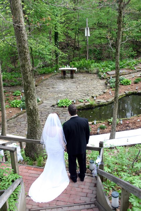 Wedding in the Amphitheater