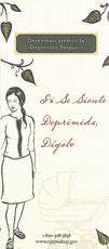 Speak Up When You're Down Brochure (Spanish)