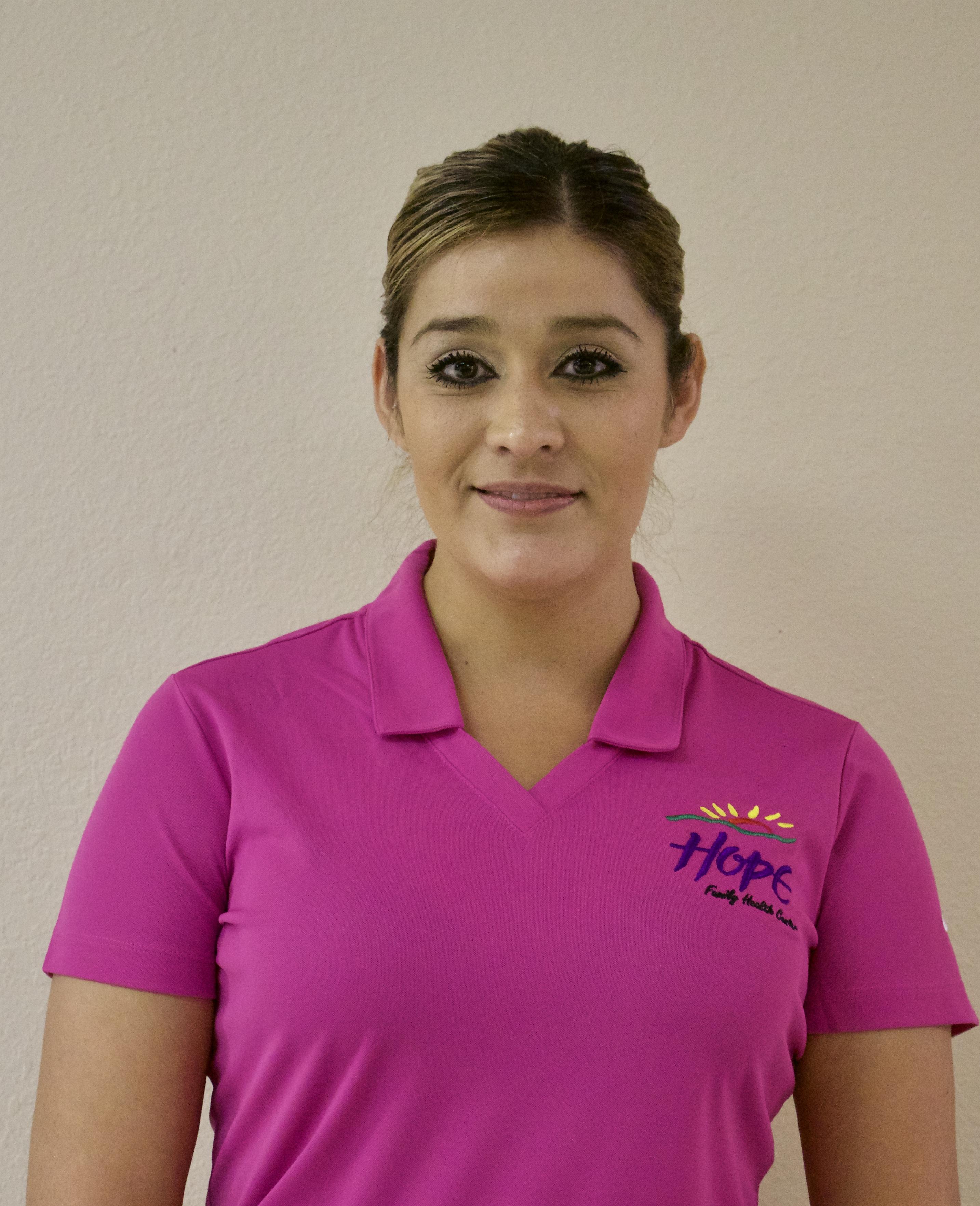 Laura Martinez, Si Texas Medical Coordinator