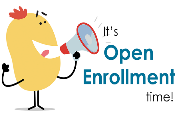 Health Insurance Open Enrollment is NOW!